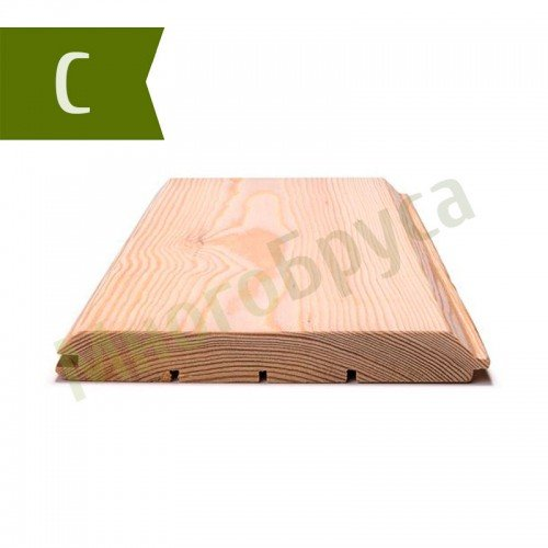 Имитация бруса из лиственницы Класс C